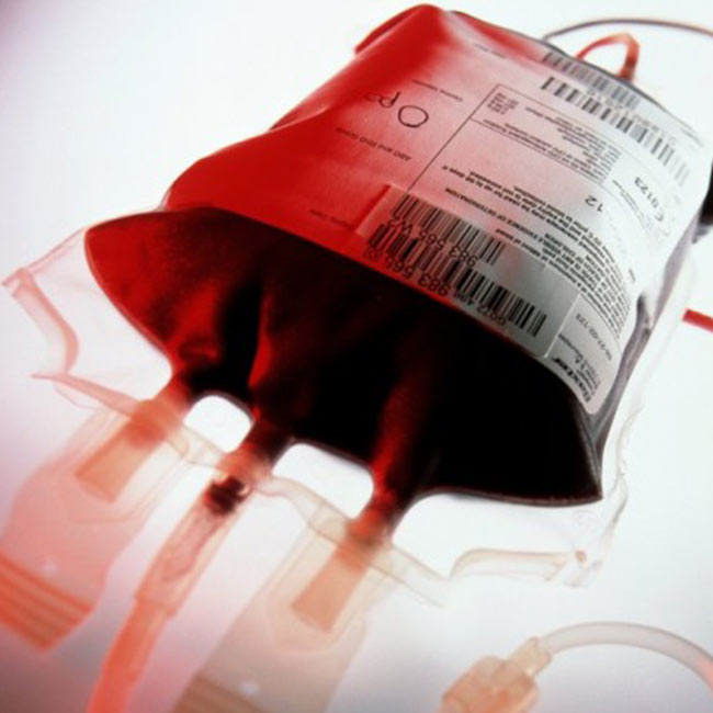 Boset sacca sangue